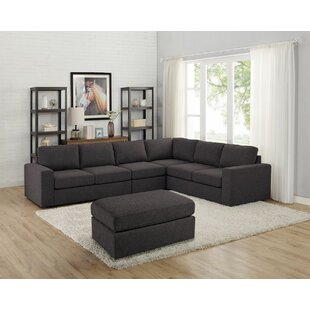 Ivy Bronx Ariadne Modular Sectional with ..