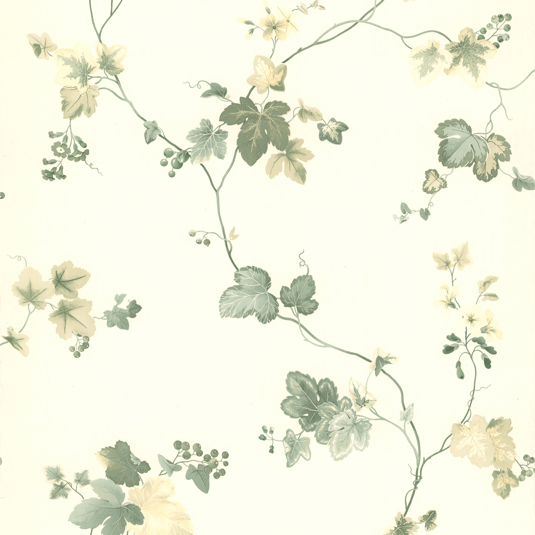 August Grove Aiko 33 X 20 5 Floral Wallpaper Wayfair