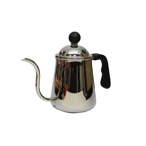 Pour Over 0.94-qt. Stainless Steel Gooseneck Kettle