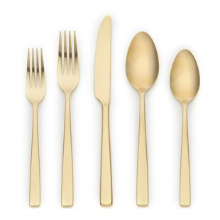 Verena 20 Piece Flatware Set, Service for 4