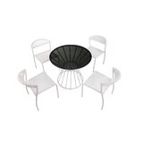 Mina 5 Piece Dining Set
