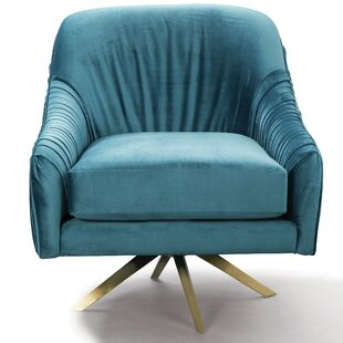 Kinchen Swivel Armchair