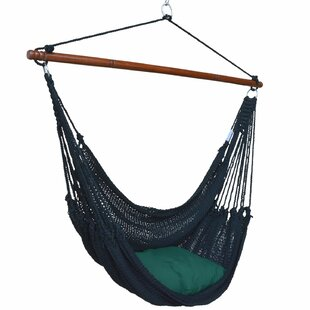 Duquense Polyester Chair Hammock by Bungalow Rose
