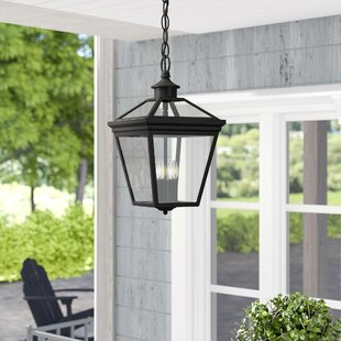 Darby Home Co Coleg 4-Light Outdoor Hanging Lantern