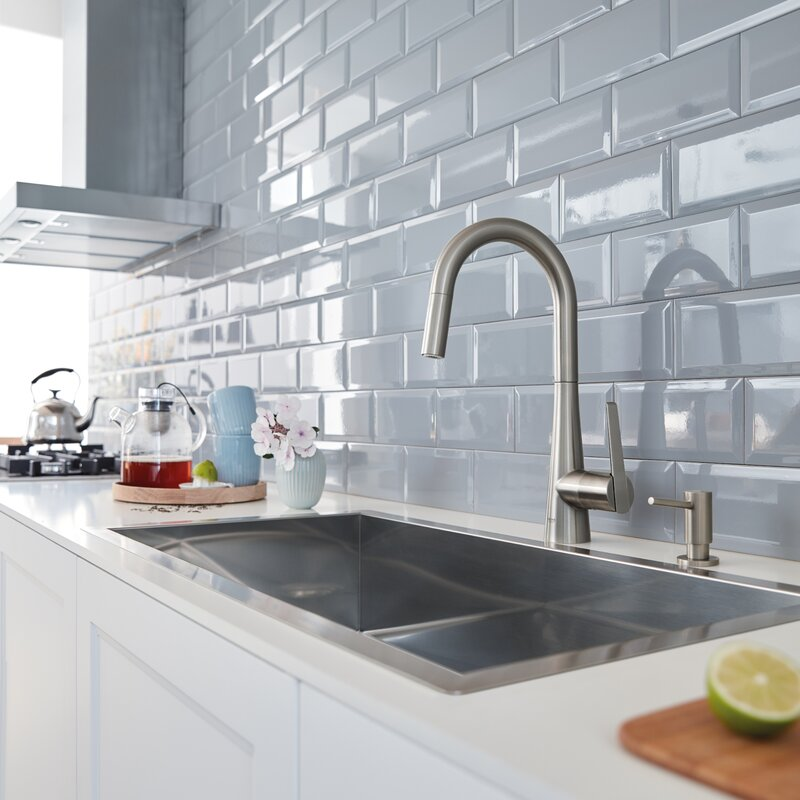 Grohe Ladylux L2 Single Handle Kitchen Faucet Wayfair