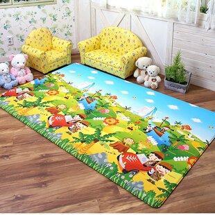 Kid's Playmat in Safari ByDwinguler