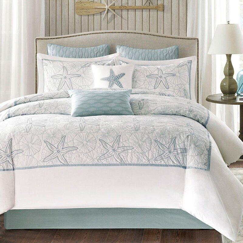 Maya Bay 4 Piece Comforter Set