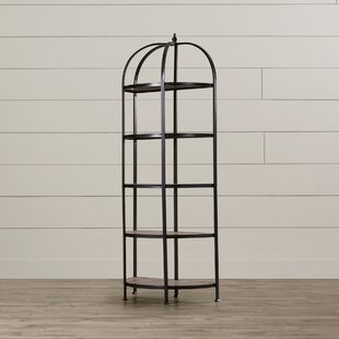 Perri Etagere Bookcase by August Grove 2019 Sale