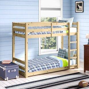 Elma Single Bunk Bed By Harriet Bee