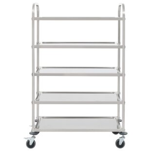 5-Tier Serving Cart By Symple Stuff