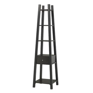 Euan Multi Tier Ladder Bookcase by Longshore Tides 2019 Sale