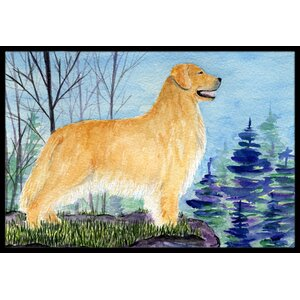 Golden Retriever Doormat