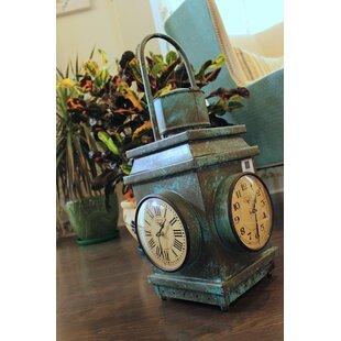 Metal Mantel Tabletop Clocks You Ll Love In 2021 Wayfair