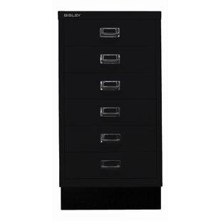 39er 6 Drawer Filing Cabinet By Bisley