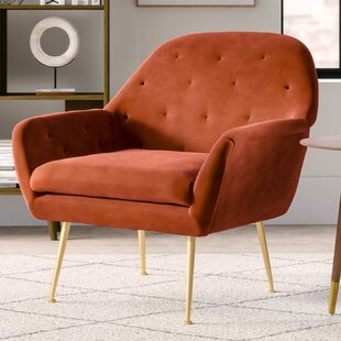 Best Choices Divisadero Armchair by Rosdorf Park Reviews (2019) & Buyer's Guide