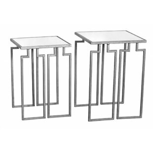 Harva 2 Piece Nesting Of Tables By Canora Grey