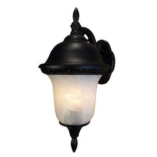 Affordable Glenn Aire 3-Light Outdoor Wall lantern By Special Lite Products