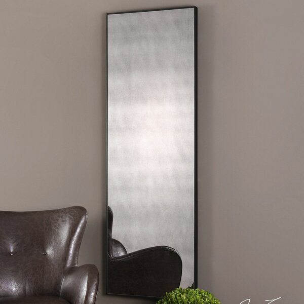 Darby Home Co Black Frame Wall Mirror Wayfair