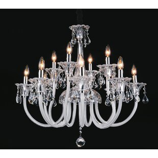 Astoria Grand Waris 12-Light Chandelier