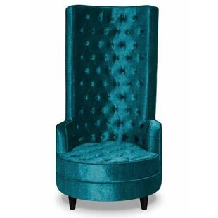 Norma Wingback Chair by My Chic Nest