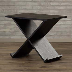 Dorset Cross Braced End Table ..