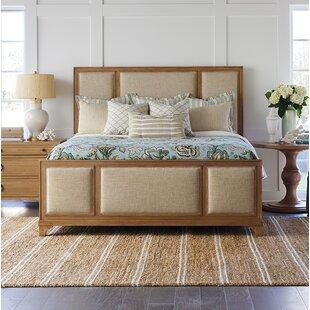 Barclay Butera Newport Upholstered Panel Bed