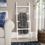 Wooden 4.5 ft Blanket Ladder
