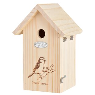Quickep Freestanding Birdhouse By Brambly Cottage