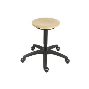 Review Height-adjustable Office Stool