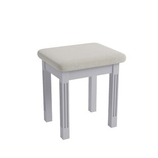 Wembley Dressing Table Stool By August Grove