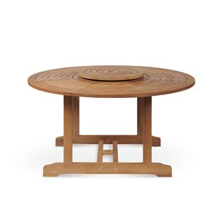 Darby Home Co Cooley Teak Dining Table