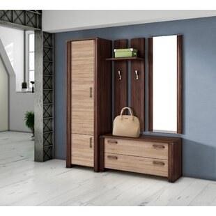 Vicente 4 Piece Hallway Set By Ebern Designs