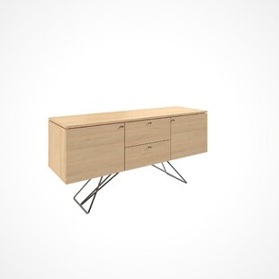 Imani 2 Door and 2 Drawer Buffet Table