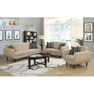 Casady Living Room Set by Ivy Bronx