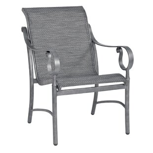 Ridgecrest Patio Dining Chair by Woodard Modern