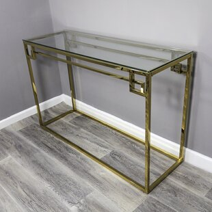 Manderfeld Console Table By Canora Grey