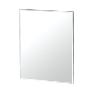 Gatco Rectangle Flush Accent Wall Mirror Image