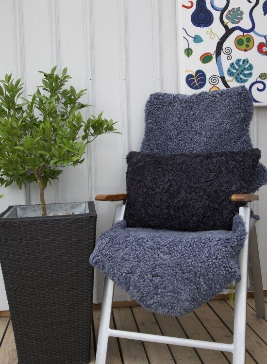 skinnwille teppich curly aus schaffell und wolle in. Black Bedroom Furniture Sets. Home Design Ideas