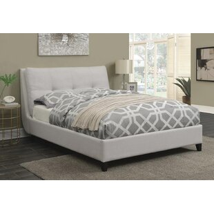 Bargain Horrocks Upholstered Platform Bed by Red Barrel Studio Reviews (2019) & Buyer's Guide