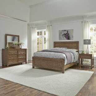 Milford Panel 4 Piece Bedroom Set by Canora Grey