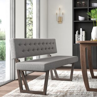 Phenomenal Mukai Upholstered Bench Gmtry Best Dining Table And Chair Ideas Images Gmtryco