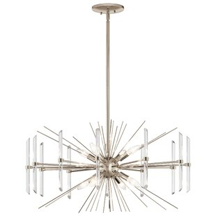 Ivy Bronx Irton 8-Light Sputnik Chandelier
