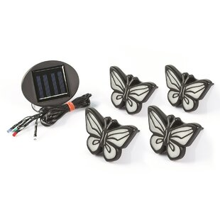 Butterflies 4 Light Pathway Light By rif6 Outdoor Lighting