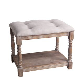 Abingdon Upholstered Bench by Ophelia & Co.