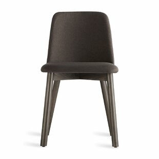 Chip Side Chair in Gunmetal by Blu Dot