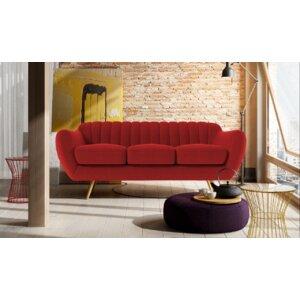 3-Sitzer Sofa Sylvan von Wildon Home