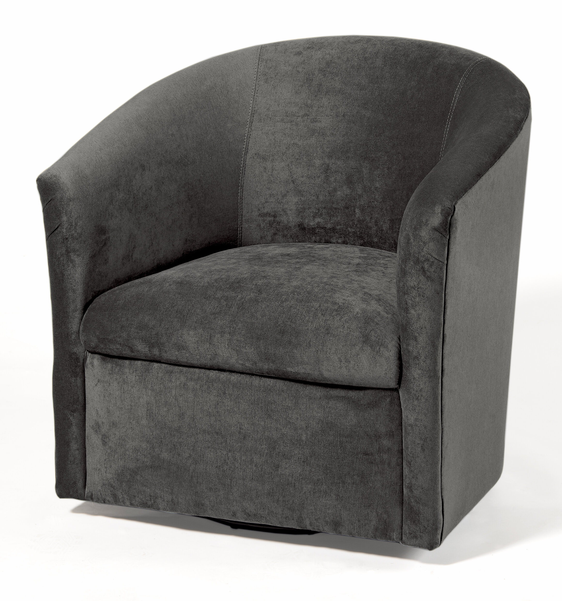 Picture of: Barrel Grey Accent Chairs You Ll Love In 2020 Wayfair