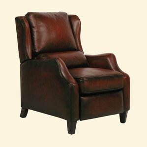 Berkley ll Wing Leather Recliner & Wing Chair Recliners Youu0027ll Love | Wayfair islam-shia.org