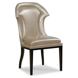 Lander Upholstered Dining Chair by Fairfi..
