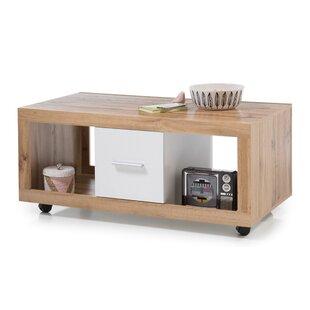 Cuevas Coffee Table With Storage By Mercury Row